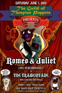 Romeo & Juliet_Puppets June 1st
